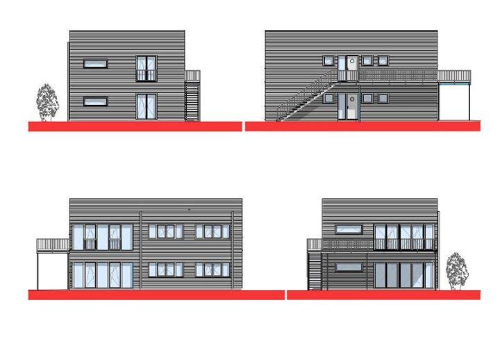 Neu im Angebot! TOP Neubauwohnungen in Pogeez Es entstehen insgesamt 4 baugleiche und hochklassige…