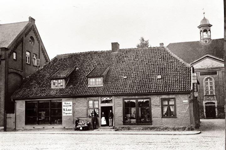 """Hentschel & Co. Nostalgie: Ich habe von Dr. F. Roesler einige Bilder """"von Früher""""…"""