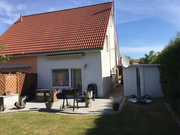 Hentschel & Co. Immobilien Verkauf: Gemütliche Doppelhaushälfte in Ratzeburg-Röpersberg. Ca. 80 qm Wohnfläche, Vollbad,…