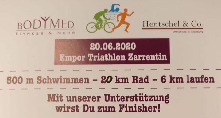 Bodymed Fitness-Studio und Hentschel & Co. Immobilien gehen in die 2. Runde! Nachdem wir…