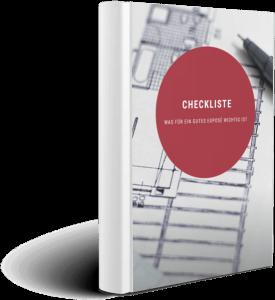 Checkliste: Was gehört in ein gutes Immobilien-Exposé