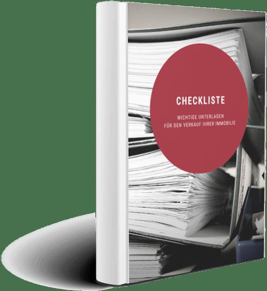 Checkliste: Unterlagen Immobilienverkauf