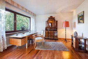 Immobilienmakler Ratzeburg Arbeitszimmer nachher