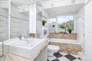 Immobilienmakler Ratzeburg Badezimmer nachher