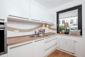 Immobilienmakler aus Ratzeburg: Küche nachher