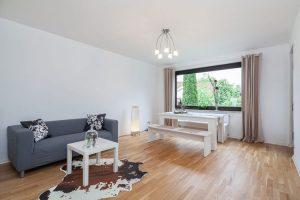 Immobilienmakler aus Ratzeburg: Wohnzimmer nachher