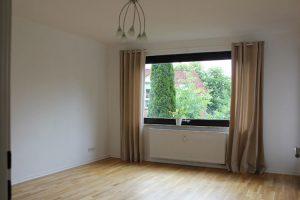 Immobilienmakler aus Ratzeburg: Wohnzimmer vorher
